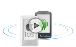 Audit using mobile apps on iOS and Android